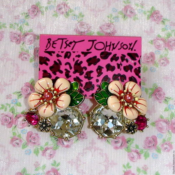 betsey johnson, гном